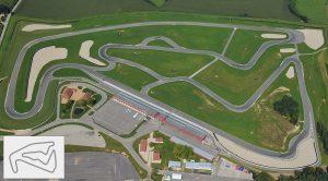 Le circuit de notre première course
